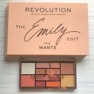 The Emily Edit The Wants Palette